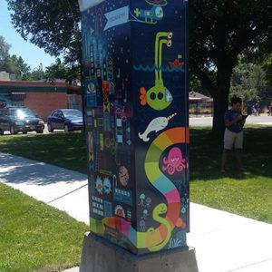 Brandalyn Athons traffic box photo 3