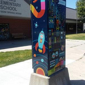 Brandalyn Athons traffic box photo 4